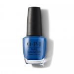 Фото OPI - Лак для ногтей Nail Laquer Mexico Collection, MI CASA ES BLUE CASA, 15 мл