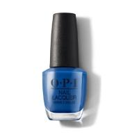OPI - Лак для ногтей Nail Laquer Mexico Collection, MI CASA ES BLUE CASA, 15 мл фото