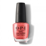 Фото OPI - Лак для ногтей Nail Laquer Mexico Collection, MURAL MURAL ON THE WALL, 15 мл