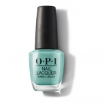 Фото OPI - Лак для ногтей Nail Laquer Mexico Collection, VERDE NICE TO MEET YOU, 15 мл
