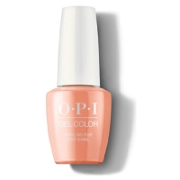 OPI - Гель-лак для ногтей Mexico Collection, CORAL ING YOUR SPIRIT ANIMAL, 15 мл