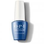 Фото OPI - Гель-лак для ногтей Mexico Collection, MI CASA ES BLUE CASA, 15 мл
