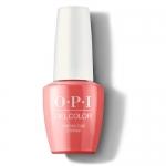 Фото OPI - Гель для ногтей Gel Color, TEMPURA-TURE IS RISING!, 15 мл