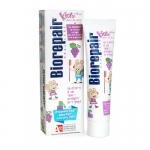 Фото Biorepair Kids - Детская зубная паста  Виноград, 50 мл