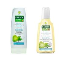 Купить Rausch - Набор для чувствительной кожи головы: Шампунь 200 мл + Кондиционер 200 мл