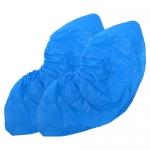 Фото Чистовье - Бахилы медицинские одноразовые полиэтиленовые синие, 4,5 г., 1 х 100 шт