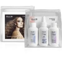 Купить Ollin Professional - Оллин Профессионал Тревел-набор: шампунь 100 мл + бальзам 100 мл + крем-спрей 15 в 1, 100 мл, 1 шт.
