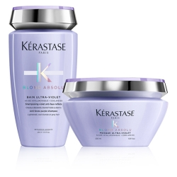 Фото Kerastase - Набор Blond Absolu