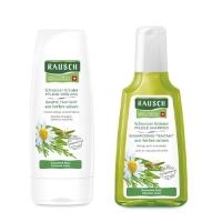 Купить Rausch - Набор Для здоровых волос шампунь 200 мл + кондиционер 200 мл