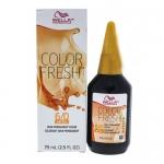 Фото Wella Professionals Color Fresh Acid - Краска для волос, 6/0 темный блонд натуральный, 75 мл
