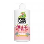 Фото Protokeratin - Шампунь цветочный баланс и питание Цветы Жасмина, 750 мл