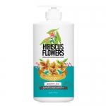 Фото Protokeratin - Шампунь цветочный увлажнение и питание Цветы Гибискуса, 750 мл