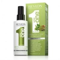 Revlon Professional -  Спрей-маска для ухода за волосами с ароматом зеленого чая, 150 мл