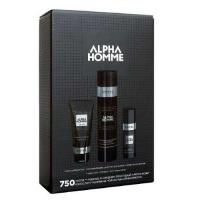 Estel Alpha Homme - Набор. Шампунь для волос (250 мл), крем для бритья (100 мл), крем после бритья (50 мл))