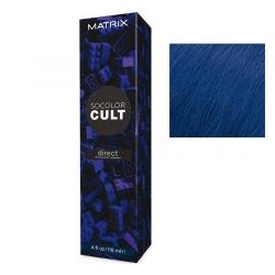 Фото Matrix Socolor cult - Краситель прямого действия Морской адмирал, 118 мл