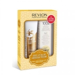 Фото Revlon - Набор Теплый блонд (крем-краска 100 мл + шампунь-кондиционер, 275 мл