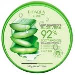 Bioaqua Aloe Vera 92% - Гель увлажняющий гель с натуральным соком алоэ вера, 220 г