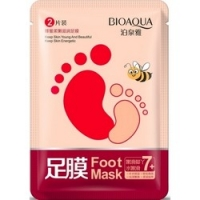 Bioaqua Foot Mask - Маска-носочки для стоп с медом, 35 г