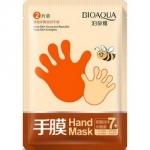 Фото Bioaqua Hand Mask - Маска-перчатки для рук с медом, 35 г
