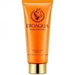 Bioaqua Horseoil - Пенка для умывания лошадиным маслом, 100 г