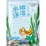 Фото Bioaqua Natural Extract - Маска омолаживающая с морскими водорослями, 30 г