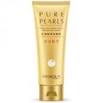 Фото Bioaqua Pure Pearls - Пенка для умывания с жемчужной пудрой, 100 г