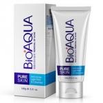 Фото Bioaqua Pure Skin - Пенка для умывания от акне, 100 г
