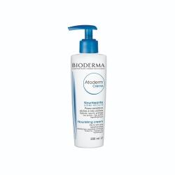 Фото Bioderma Nourishing cream - Крем с помпой, 200 мл