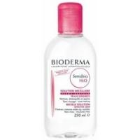 Bioderma Sensibio Micelle solution - Очищающая вода, 250 мл