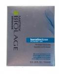 Фото Matrix Biolage Keratindose Pro-Keratin Сoncentrate - Концентрат для поврежденных волос 10x10 мл