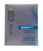Matrix Biolage Keratindose Pro-Keratin Сoncentrate - Концентрат для поврежденных волос 10x10 мл
