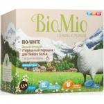Фото BioMio - Стиральный порошок для белого белья, 1500 мл