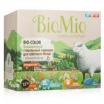 Фото BioMio - Стиральный порошок для цветного белья, 1500 мл