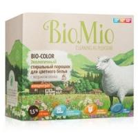 Купить BioMio - Стиральный порошок для цветного белья, 1500 мл
