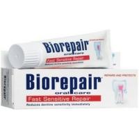 Купить Biorepair Fast Sensitive Repair - Зубная паста для чувствительных зубов, 75 мл