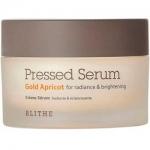Blithe Gold Apricot - Сыворотка-крем спрессованная для сияния кожи, Золотой абрикос, 50 г