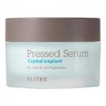 Фото Blithe Pressed Serum Crystal Iceplant - Сыворотка спрессованная увлажняющая, Хрустальный лед, 50 мл