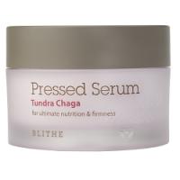 Blithe Pressed Serum Tundra Chaga - Сыворотка спрессованная антивозрастная, Гриб Чага, 50 мл