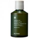 Фото Blithe Soothing And Healing Green Tea - Сплэш-маска для восстановления, Смягчающий и заживляющий Зеленый Чай, 200 мл