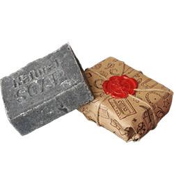 Borodist Black Stone - Мыло угольное, 90 гр.