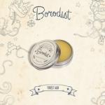 Borodist Premium Forest Wax - Воск для усов, 13 г.