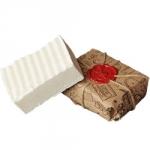 Borodist Soap Set - Набор, угольное и соляное мыло