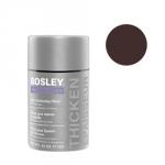 Bosley PRO Hair Thickening Fibers - Dark Brown - Кератиновые волокна - темно-коричневые, 200 мл