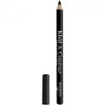 Фото Bourjois Khol & Contour - Контурный карандаш для глаз, тон 001, черный, 2 гр