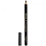 Фото Bourjois Khol & Contour - Контурный карандаш для глаз, тон 002, черный, 2 гр