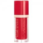 Фото Bourjois Rouge Edition Souffle De Velvet Cherryleaders - Флюид для губ бархатный, тон 06, 7,7 мл