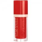 Фото Bourjois Rouge Edition Souffle De Velvet Coquelicoh - Флюид для губ бархатный, тон 02, 7,7 мл