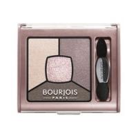 Bourjois Smoky Stories Over Rose - Тени для век в палитре, тон 02, розовый, 3 г