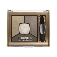 Bourjois Smoky Stories Upside Brown - Тени для век в палитре, тон 06, коричневый, 3 г