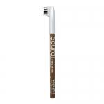 Фото Bourjois Sourcil Precision - Карандаш для бровей с расческой тон 04 темный блонд